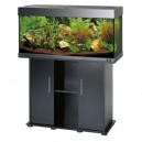 Ensemble JUWEL Rio 180 Noir (aquarium + meuble)