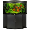 Aquarium JUWEL Trigon 350 Noir + meuble
